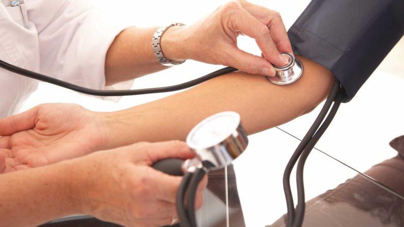 Acupuntura e Hipertensao